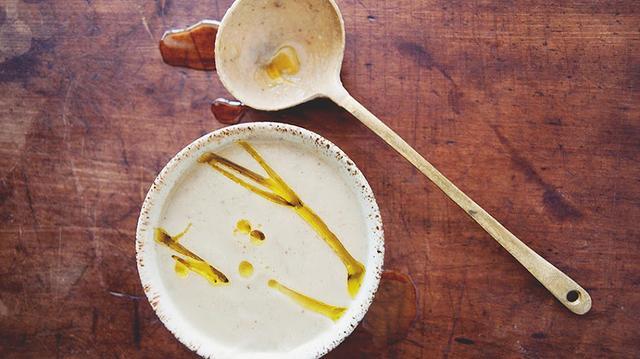 Recipe of the Week: Cauliflower Sunchoke Soup