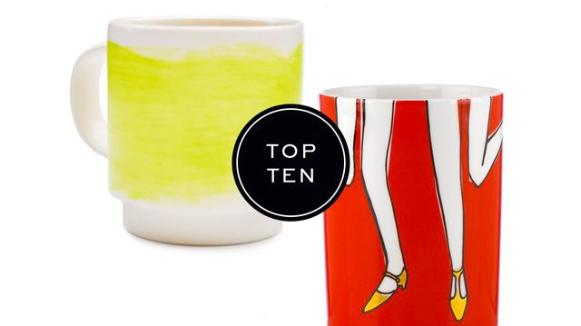10 Coffee Mugs as Good as the First Sip