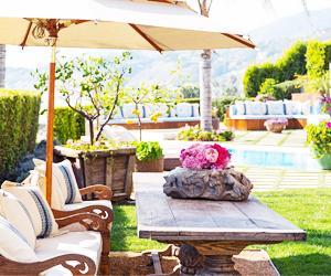 Live Like a Real Housewife In Yolanda Foster's Malibu Manse