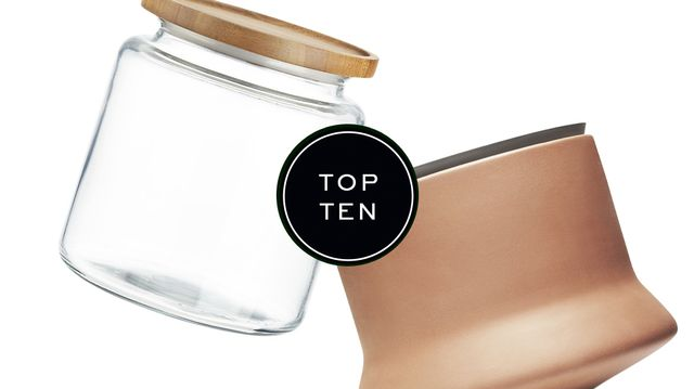 Top 10: Kitchen Countertop Canisters