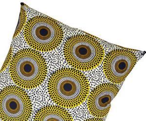 A Sunny Sahara Pillow