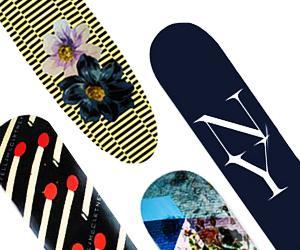 Stella McCartney and Jil Sander's Designer Skateboards