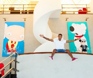 Pharrell Lists His Awesome Art-Filled Miami House