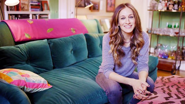 Brace Yourself: A Never-Before-Seen Look at SJP's New York Home