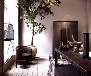A Moody Studio in Copenhagen