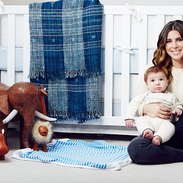 Jamie Lynn Sigler Hits Her Nursery Makeover Out of the Park