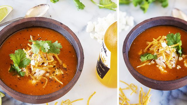 An Arizona Native's Go-To Chicken Tortilla Soup