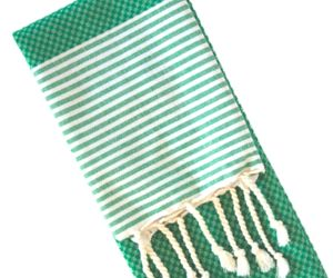 Bathroom Update: Emerald Hand Towel