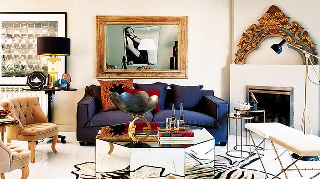 Shop the Room: Stylish Studio in Spain