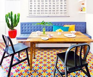 A Young, Fresh, and Funky Home in Spain