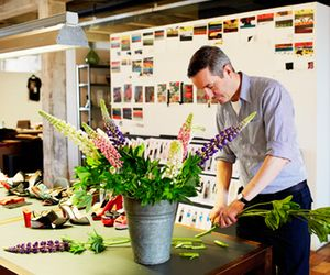The Selby Peeks Inside the Workplaces of Fashion's Most Creative