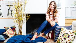Home Tour: Louise Roe's Canyon Hideaway