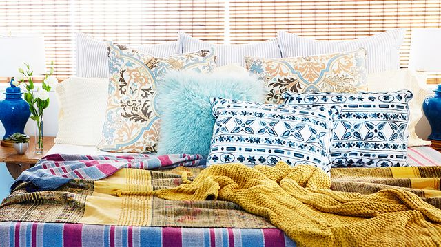 Find Your Bedroom Pillow Personality -- and Your Perfect Pillow!