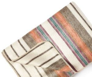 Global Style: A Cozy and Colorful Throw