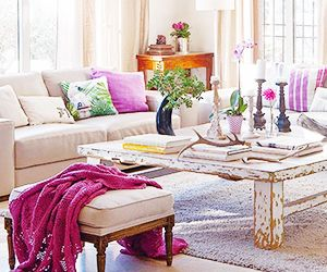 Tour the Rosiest Space for Spring