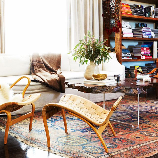 Home Tour: Marie Antoinette Meets Midcentury Cool