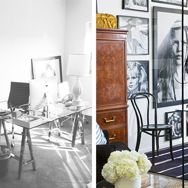 Before and After: Hillary Kerr's #BOSS Office Transformation