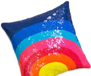 Rainbow Bright: The Happiest Pillow Around