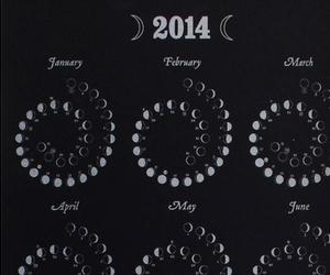 Trend Alert: Hand-Printed Lunar Calendar
