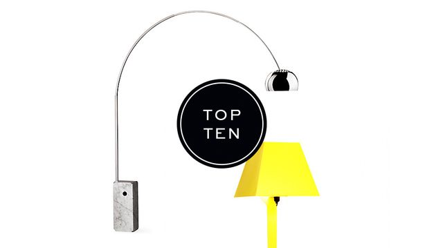 10 Fabulous Floor Lamps