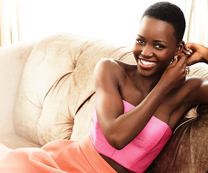 Lupita Nyong'o Ignites a Saturated Color Trend