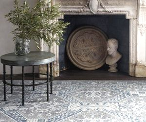 Restoration Hardware's New Vintage Rug Line Is Second to None