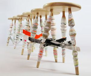 I Can't Believe It's Not Wood! Amazing Furniture Made From Paper