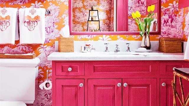 14 Stunning Bathrooms That Make a Big Statement
