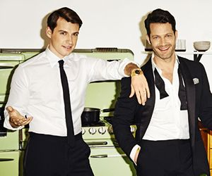 Details on Nate Berkus's Wedding -- Plus, Where to Get the Look!