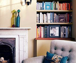 Tour a Textile Designer's Character-Filled London Home