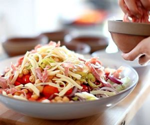The Secrets to the Ultimate Chopped Salad
