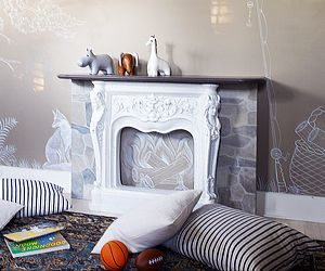 A Dream Nursery For Emily Blunt and John Krasinski