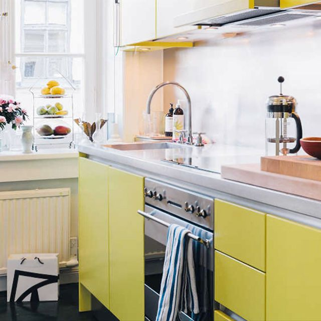 Small Kichens 25 absolutely beautiful small kitchens | mydomaine