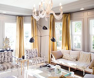 Before and After: An Absolutely Astounding Sitting Room