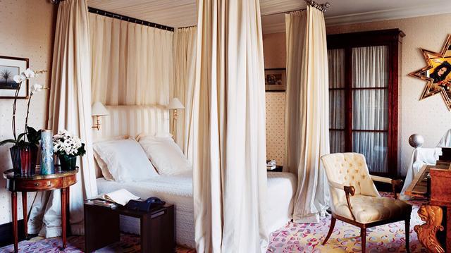 Shop the Room: DVF's Sumptuous Boudoir
