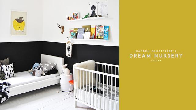 A Dream Nursery for Hayden Panettiere