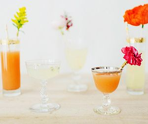 5 Celebratory Signature Cocktails