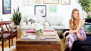 Home Tour: Whitney Port's Bohemian Venice Loft