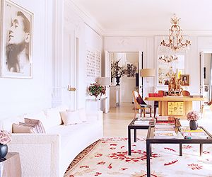 8 Feminine French Rooms You'll Totally Envy