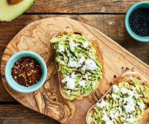 3 Healthy Avocado Toast Recipes With Oomph!