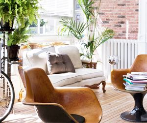 Tour a Casually Cool European Eclectic Home
