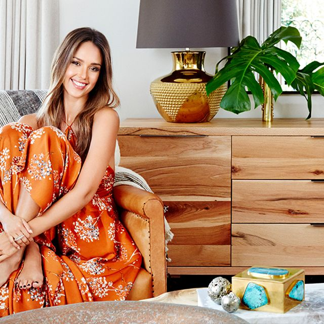 Before & After: Jessica Alba's Brilliant Bedroom Makeover