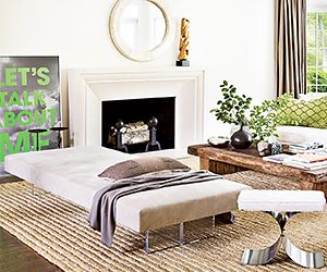 Tour a Gorgeously Layered, Artistic Hamptons Home