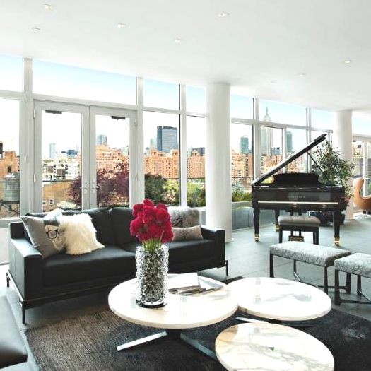 Is this Beyoncé's New $21.5 Million Apartment?