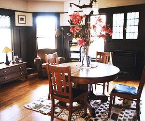 Step Inside a Fashion Designer's California Craftsman