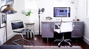 Studio Tour: A Music Composer's Hollywood Hills Workspace