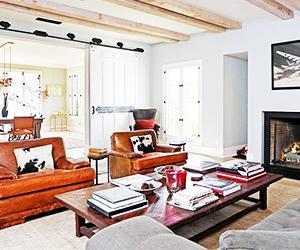 Michael C. Hall's Hip LA Home Is a California Eclectic Dream